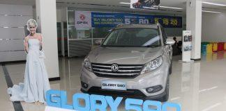warna baru glory 580