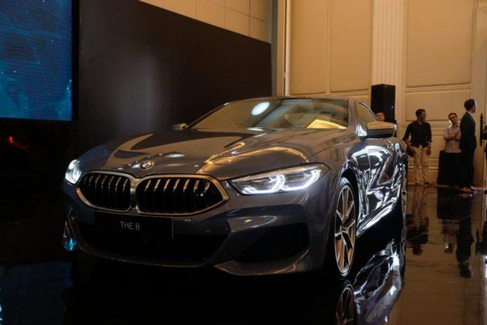 bmw seri 8 coupe