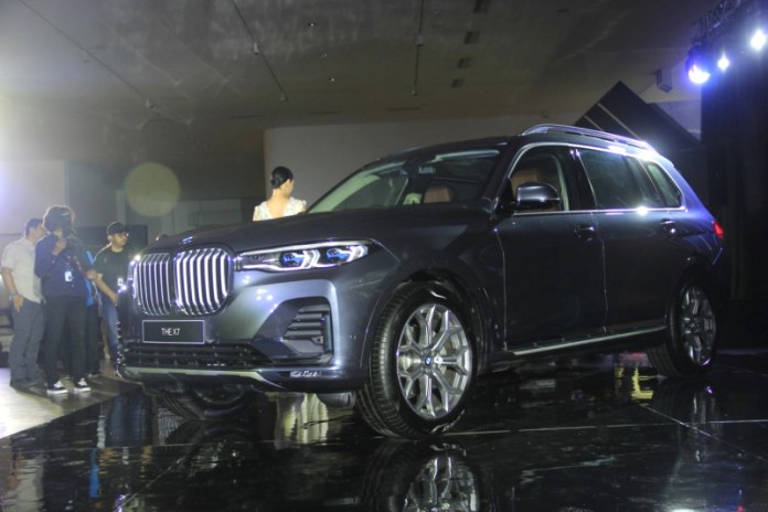 bmw x7 indonesia