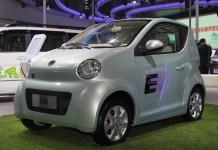mobil listrik dfsk