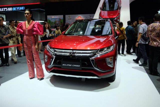 mitsubishi eclipse cross giias