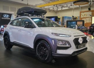 hyundai kona modifikasi