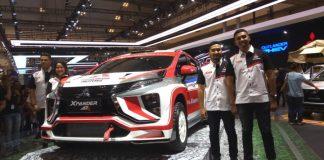 xpander rally team