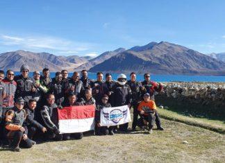 ikatan motor besar indonesia himayala