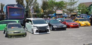 Intersport auto show yogya