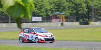 Toyota team indonesia TTI