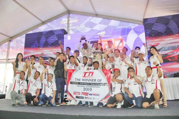 Haridarma toyota team indonesia