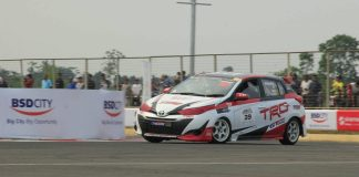 haridarma toyota team indonesia