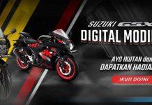 Kontes modifikasi virtual suzuki gsx 150