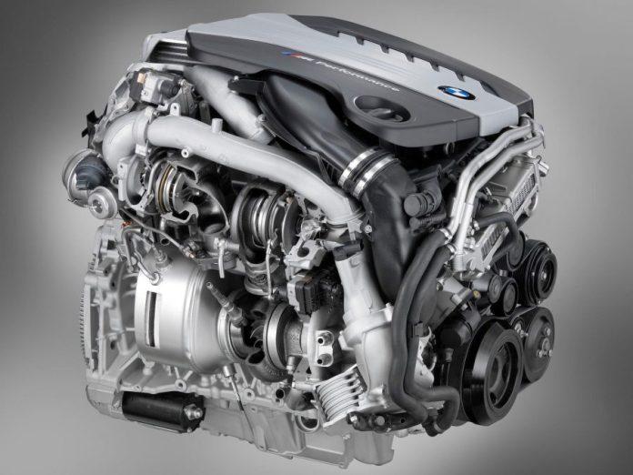Mesin quad turbo V12 BMW