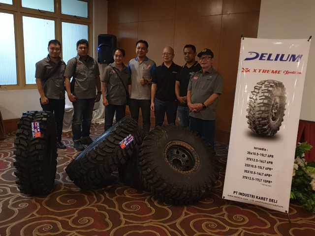 Delium xtreme xpedition ban offroad