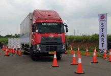 UD Trucks biosolar b30