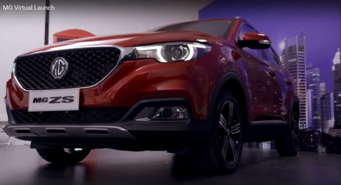 MG ZS indonesia
