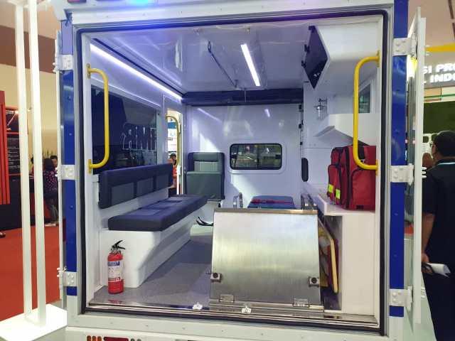 carry ambulance