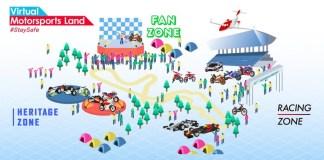 Honda Virtual Racing Gallery