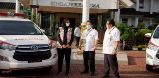 toyota indonesia donasi innova ambulans