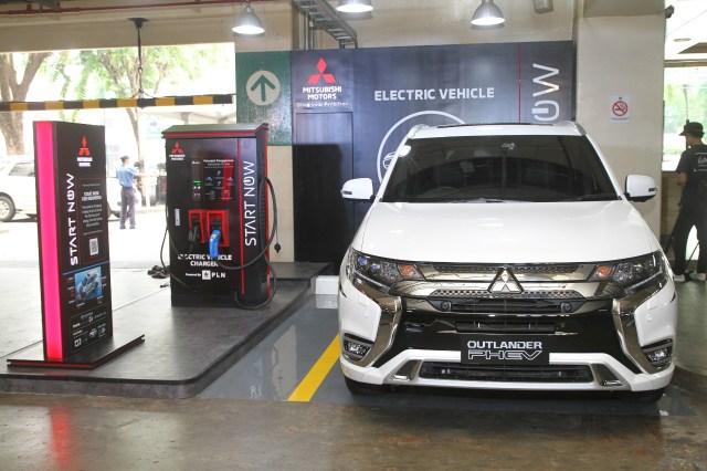 charging station mobil listrik