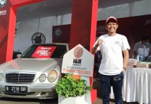 komunitas mercedes new eyes club indonesia