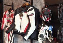 rc motogarage perlengkapan bikers