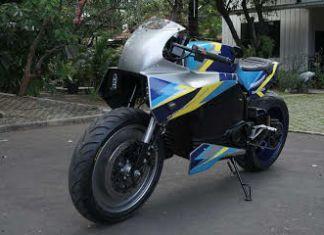Budi Luhur Sport Electric Vehicle 01 (BL SEV01)