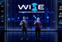 Wuling wise koneksi pintar
