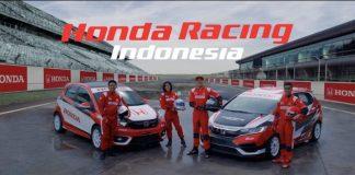 Pembalap honda racing indonesia