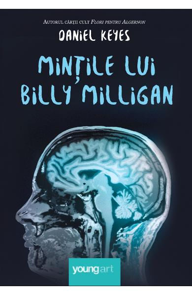 carte interesantă Mințile lui Billy Milligan