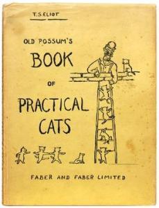 carte cu pisici T. S. Eliot