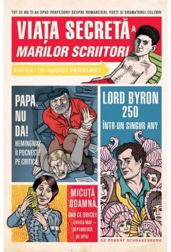 Viețile secrete ale marilor scriitori cover