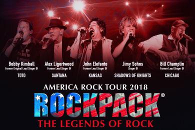 June 2, 2018 – ROCKPACK® in New York, New York