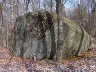 Big Rock, New Hampshire
