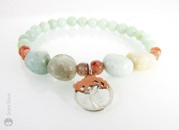Amazonite and Tree of Life