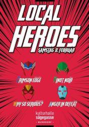local heroes 08.02.2020 Kulturhalle Sägegasse, Burgdorf