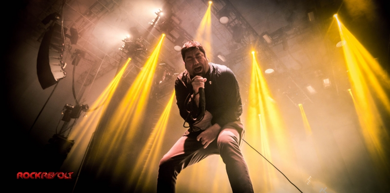 Deftones Boston - RR - 9