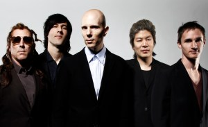 billy howerdel - a perfect circle - band