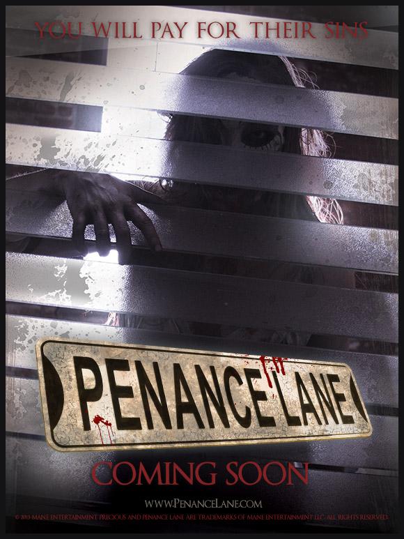 penance lane - full poster