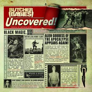 uncovered - butcher babies - album - cover