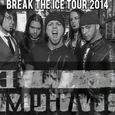 NEWS: Tour dates for Emphatic!