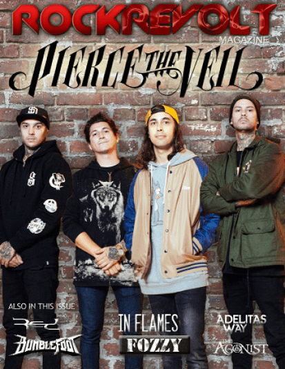 Free download of new pierce the veil cover issue rockrevolt mag marchapril2015piercetheveilverumb m4hsunfo