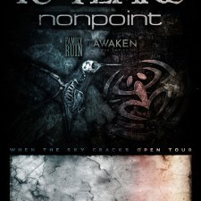 "AWAKEN THE EMPIRE Debut ""Cross My Heart"" Video AND On Tour With 10 Years & Nonpoint This Summer"
