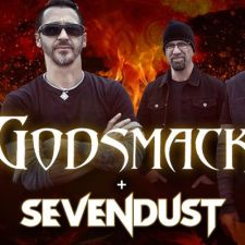 INTERVIEW: Godsmack Bassist Robbie Merrill