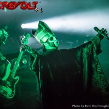LIVE PICS / SHOW REVIEW: GHOST with PURSON