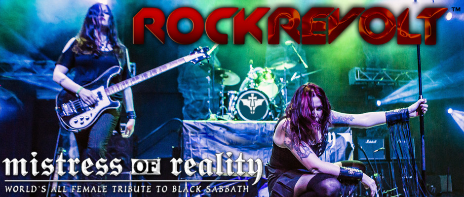 LIVE SHOW REVIEW AND PHOTOS: Mistress of Reality: All Female Black ...