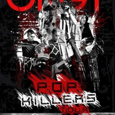 SHOW REVIEW: ORGY with Death Valley High and Bobaflex