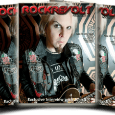 READ THE NEW JOHN 5 COVER ISSUE NOW!