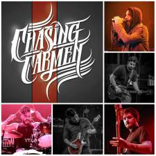 INDIE BAND OF THE WEEK – CHASING CARMEN