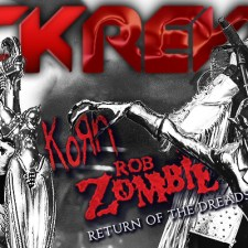 CONCERT PHOTOS: KORN and ROB ZOMBIE: RETURN OF THE DREADS