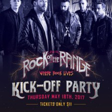 FESTIVAL UPDATE: Rock on the Range Kick-Off w/ Stone Sour