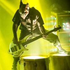 MUSHROOMHEAD Trees – Dallas, TX