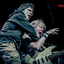 Iron Maiden Kicks Off The Book of Souls U.S. Tour Run in Virginia